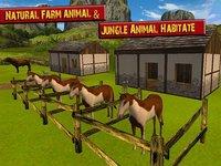 Cкриншот Farm Transporter 2016 – Off Road Wild Animal Transport and Delivery Simulator, изображение № 1743493 - RAWG