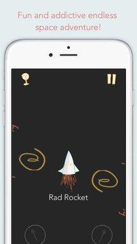 Cкриншот Rad Rocket - the endless space adventure game, изображение № 1711157 - RAWG