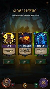 Cкриншот Dawncaster: Deckbuilding RPG, изображение № 2813325 - RAWG