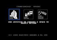 Cкриншот Super Sprint, изображение № 733632 - RAWG