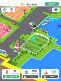 Cкриншот Idle Sport Park Tycoon, изображение № 2184470 - RAWG