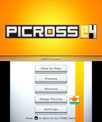 Cкриншот PICROSS e4, изображение № 263142 - RAWG