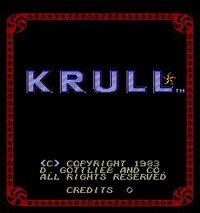 Cкриншот Krull, изображение № 726126 - RAWG