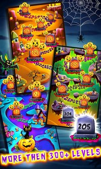 Cкриншот Halloween Witch Connect, изображение № 2178984 - RAWG