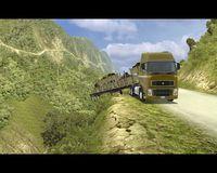 Cкриншот 18 стальных колес: Экстремальные дальнобойщики, изображение № 179062 - RAWG