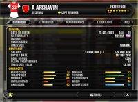 Cкриншот Premier Manager 10, изображение № 542492 - RAWG