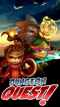 Cкриншот Dungeon Quest, изображение № 3145 - RAWG