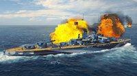 Cкриншот World of Warships: Legends — Грозный Arkansas, изображение № 2136539 - RAWG
