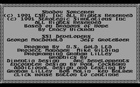 Cкриншот Shadow Sorcerer, изображение № 745278 - RAWG