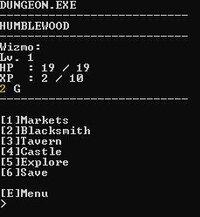 Cкриншот Dungeon EXE, изображение № 2776674 - RAWG