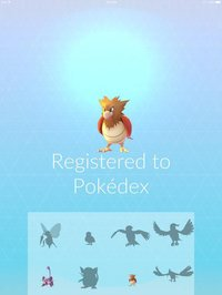 Pokémon GO screenshot, image №1970219 - RAWG