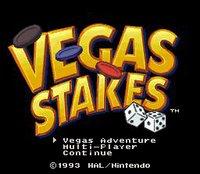 Vegas Stakes (1993) screenshot, image №747095 - RAWG