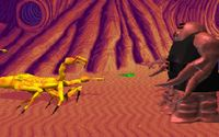 Cкриншот Xenophage: Alien Bloodsport, изображение № 159853 - RAWG