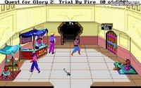 Cкриншот Quest for Glory 2: Trial by Fire, изображение № 290380 - RAWG