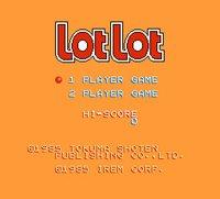 Cкриншот Lot Lot, изображение № 1730963 - RAWG
