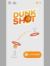 Cкриншот Dunk Shot, изображение № 1429603 - RAWG