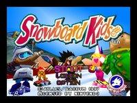 Snowboard Kids screenshot, image №741229 - RAWG