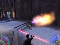 STAR WARS Jedi Knight - Jedi Academy screenshot, image №99108 - RAWG