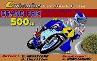 Cкриншот 500cc Grand Prix, изображение № 743523 - RAWG