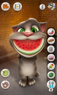 Cкриншот Говорящий Том, изображение № 1557889 - RAWG