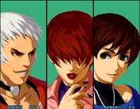 Cкриншот THE KING OF FIGHTERS 2002, изображение № 240658 - RAWG