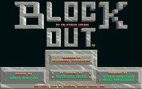 Blockout (1991) screenshot, image №738884 - RAWG