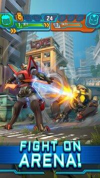 Cкриншот Robot Invasion: Earth Battle, изображение № 2680950 - RAWG