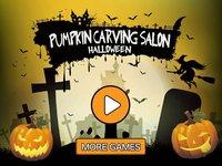 Cкриншот Pumpkin Carving Salon Sim, изображение № 1704385 - RAWG