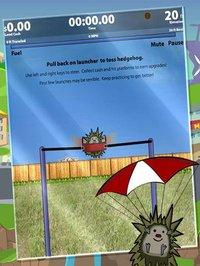 Cкриншот Hedgehog Learn To Fly, изображение № 1727543 - RAWG