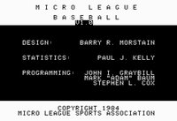 Cкриншот Major League Baseball, изображение № 736761 - RAWG