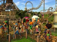 Cкриншот RollerCoaster Tycoon 3: Магнат индустрии развлечений, изображение № 394783 - RAWG