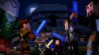 Cкриншот Minecraft: Story Mode, изображение № 141438 - RAWG