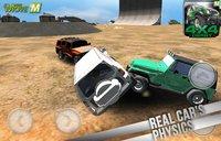 Cкриншот Real 4x4 Derby Racing 3D, изображение № 1976427 - RAWG