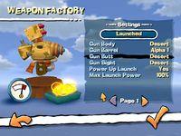 Cкриншот Worms 4: Mayhem, изображение № 418210 - RAWG