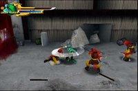 Cкриншот Power Rangers Samurai, изображение № 258141 - RAWG