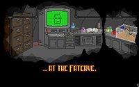 Cкриншот The Adventures of Fatman, изображение № 129196 - RAWG