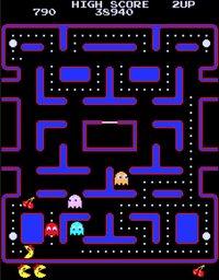 Cкриншот Pac-Man and Ms. Pac-Man (jrhollis), изображение № 2461044 - RAWG