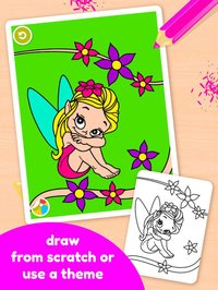 Doodle Coloring Books screenshot, image №960375 - RAWG