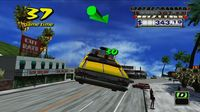 Crazy Taxi (1999) screenshot, image №1608641 - RAWG