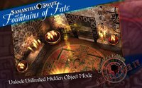 Cкриншот Samantha Swift and the Fountains of Fate - Collector's Edition, изображение № 935632 - RAWG