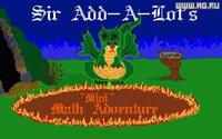 "Cкриншот Sir Add-A-Lot's ""Mini"" Math Adventure, изображение № 338636 - RAWG"