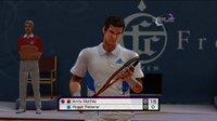 Cкриншот Virtua Tennis 4: Мировая серия, изображение № 562624 - RAWG