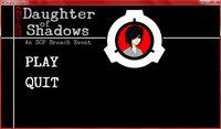Cкриншот Daughter of Shadows: An SCP Breach Event, изображение № 159592 - RAWG