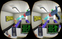 Cкриншот Alien TSA VR, изображение № 1074429 - RAWG