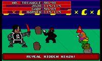 Mr. Triangle's Adventure screenshot, image №116570 - RAWG