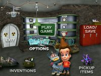 Cкриншот Jimmy Neutron: Boy Genius, изображение № 732185 - RAWG