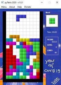 Cкриншот pyTetris 2020, изображение № 2374121 - RAWG