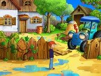 Cкриншот Наводнение в Простоквашино: Развивающие логические игры, изображение № 505851 - RAWG