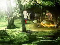 Fairy Tale About Father Frost, Ivan and Nastya screenshot, image №192826 - RAWG