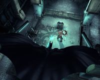 Cкриншот Batman: Arkham Asylum, изображение № 502206 - RAWG